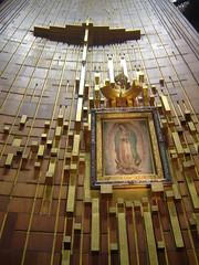 Reina de Mxico (arosadocel) Tags: mxico guadalupe virgen virgemara marasanctamara