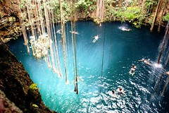 Ik Kil Cenote Cancun, Mexico (i-seen-it RubenS) Tags: mexico cenote cancun ikkil
