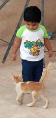 My Cute Pet ([ RAFIQ ]) Tags: portrait cute beautiful handsome smug smirk abdullah