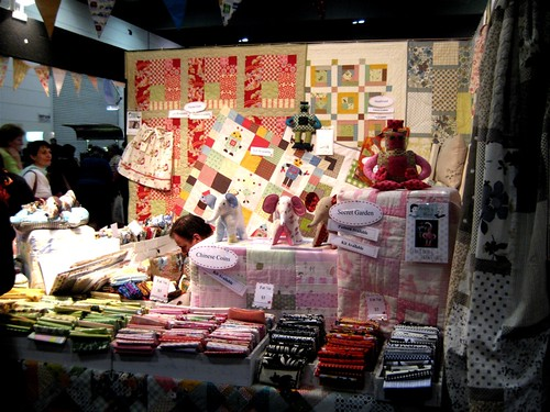 Amitie at Melbourne Craft & Quilt show