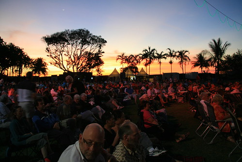 Sunset Jazz Sky City Casino Darwin