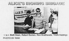 Ironing Brigade