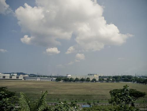 Factory afar