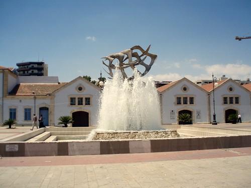 Larnaca Promenade