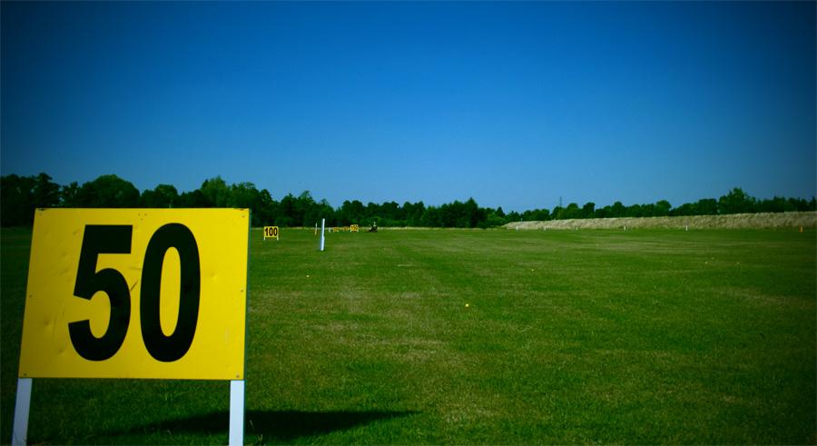 Golf Drive Range / Kalisz