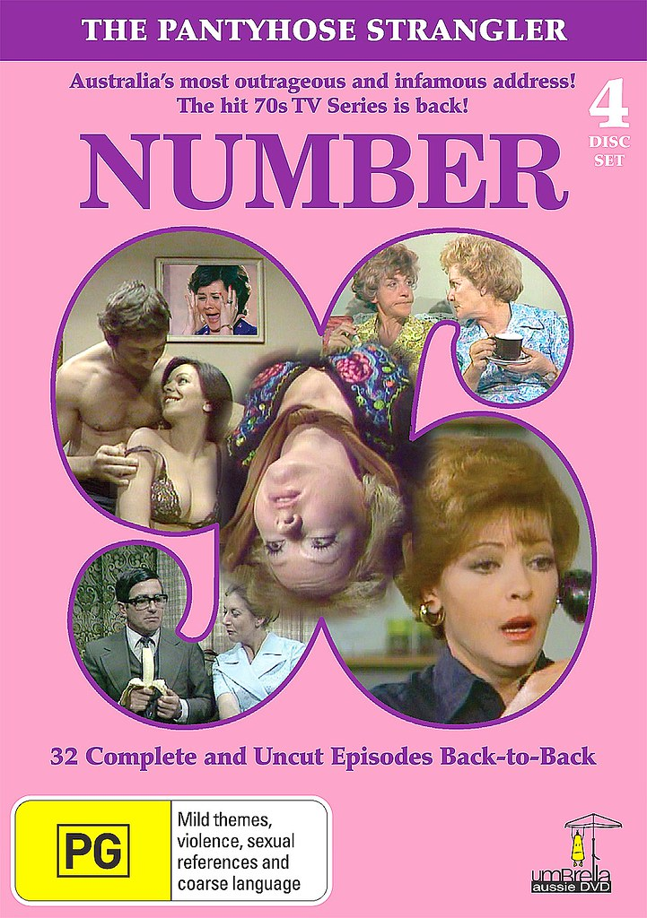 Number 96 DVD vol 2: The Pantyhose Strangler
