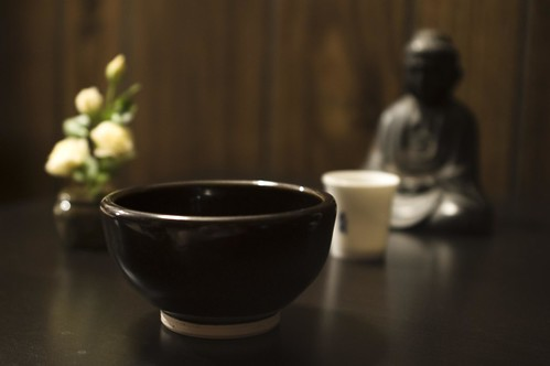 Zen Altar with New Bowl
