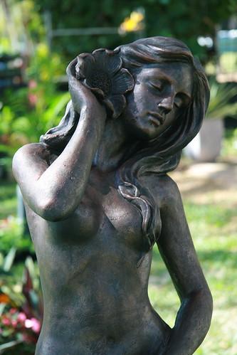 Sculpture Darwin Botanic Gardens