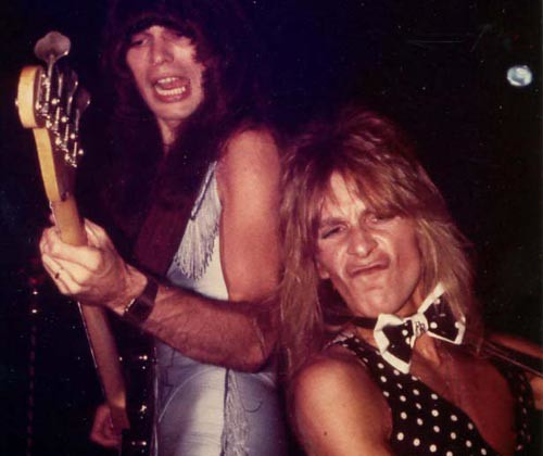 Rudy & Randy in Quiet Riot