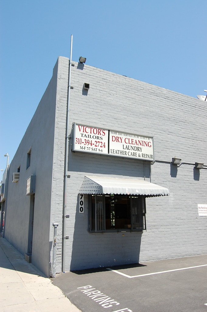 Victor's Cleaners Tailor