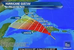 Huracan Gustav