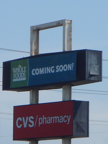 Whole Foods Coming Soon