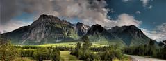 (stephenmdensmore) Tags: mountain canada canon outdoors is hdr northernbc s5 hazelton stephendensmore