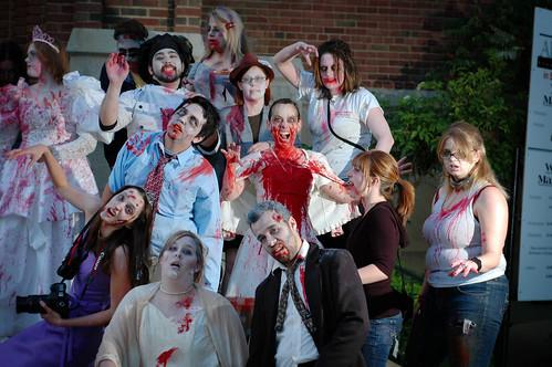 Zombie Photoshoot
