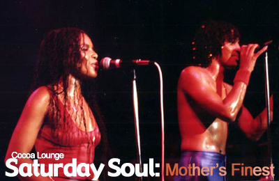 Saturday Soul: Mothers Finest