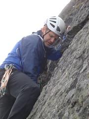 DSC00153 (Dell & Renee) Tags: climb slippery slab