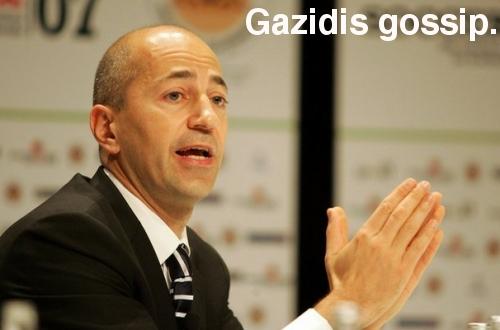 Gazidis