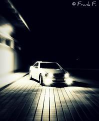Mercedes-Benz CL 600 (Frank_F.) Tags: longexposure night parkinglot 2000 nacht mercedesbenz carpark parkplatz v12 cl600 nikond40x nikkorafs1855mmf3556gif ©frankf
