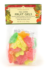 Fall Leaves Fruit Gels