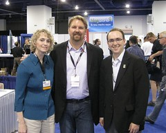 Connie Benson, Lee Odden, Greg Swan