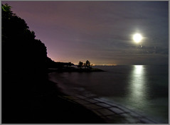 colourful night (syncros) Tags: plant electric glow moonrise harris rc waterworks filtration