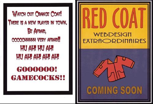 Red Coat Mailing