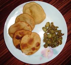 Thekuwa - Geya sabji