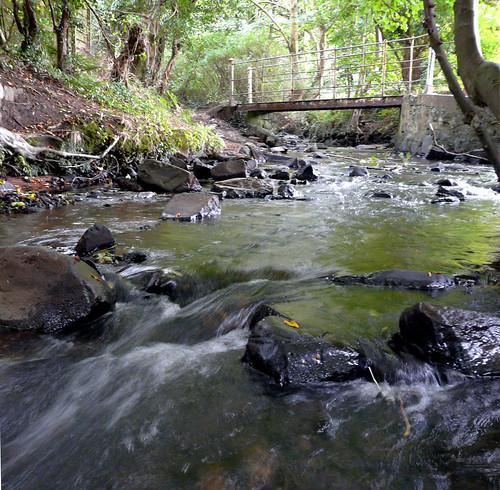 Bridge in West Kilbride Glen