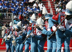 Delaware State University Marching Band (Kevin Coles) Tags: sports football university band delaware m