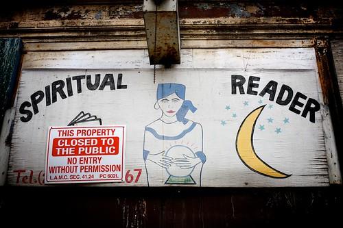 Spiritual Reader