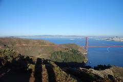 Marin Headlands (ledges) Tags: marinheadlands williamscollege californiafieldseminar williamsmysticfall2008