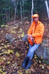 Day3_Stephen (GregRob) Tags: fall rubberboots northernontario genevalake blazeorange stephenroberts moosehunt