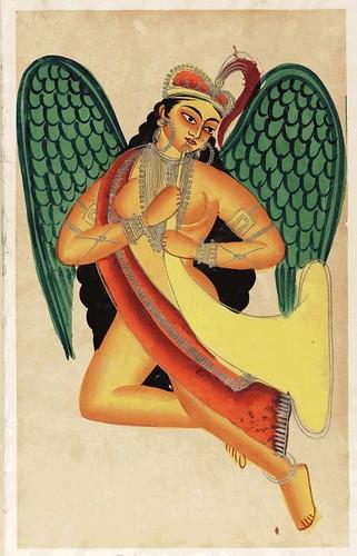 009- Un angel caido hada de la tradicion Persa