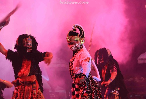 Hanoman Obong