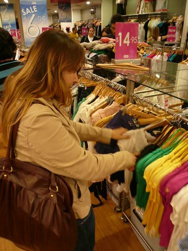 blog voyage australie sydney whv backpacker travel shopping lise chinatown