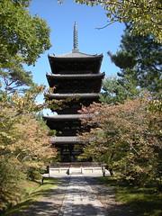 Ninnaji Temple, Kyoto