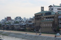 (-ding) Tags: kyoto  kansai kamogawa