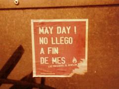 andalucía sticker samsung urbanart octubre mayday 2008 pegatina móvil málaga arteurbano letrerito nollegoafindemes lxsprecariosserebelan