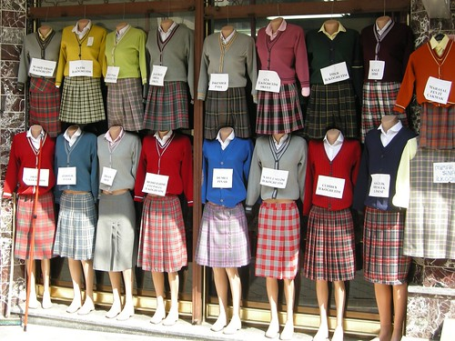 TRABZON - High School Uniforms by Andra MB.