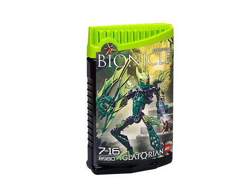 Bionicle gresh 8980 box by leggymclego.