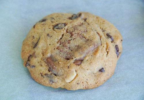 Reese's Peanut Butter Cup and Chocolate Chunk Cookies