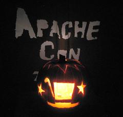 ApacheCon2008 Pumpkin