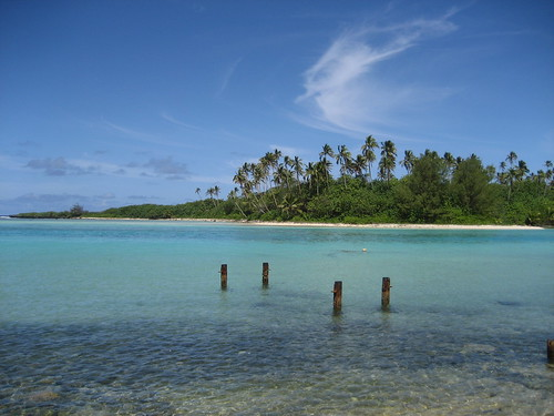 Cook Islands Water
