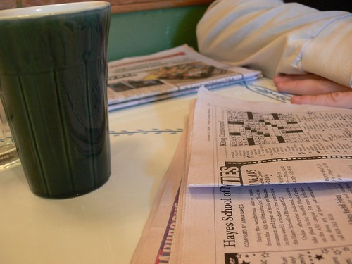 Crossword & Coffe