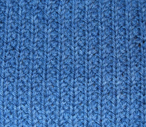 Knit Stitch Picture Instructions : PURL KNIT PATTERNS - FREE PATTERNS