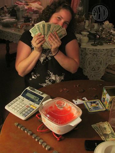 back-room money counter