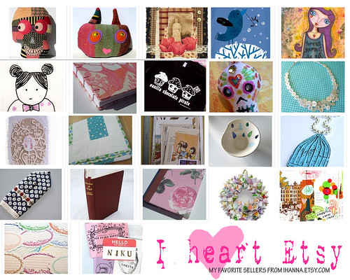 Etsy Favorites November 2008