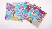 FFS Lottery - Set of 4 Fabric Coasters
