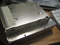 PowerMac G4 - The two screws