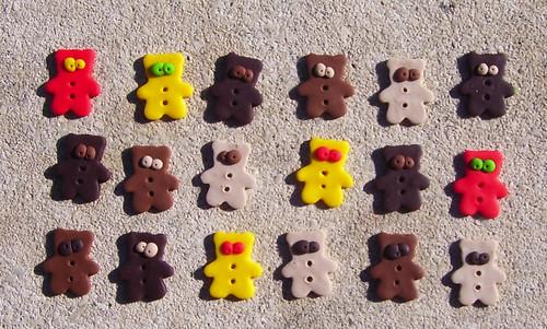 Só ursos!